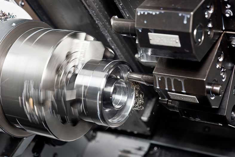 Neueder Maschinenbau Drehmaschine