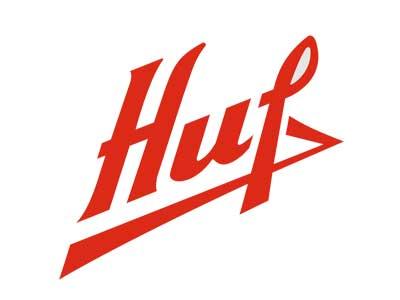 Logo der Firma Huf als Referenz für Neueder Maschinenbau