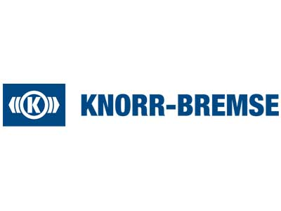 Logo der Firma Knorr Bremse als Referenz für Neueder Maschinenbau